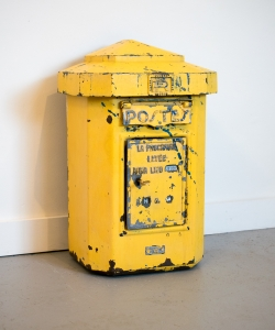 1930s French La Poste Postbox-4