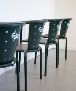 Carlsberg chairs