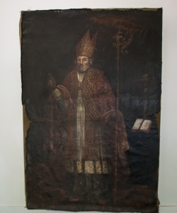 French Bishop Canvas-17