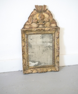 Small gilt mirror 15337-1