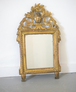 Small gilt mirror 15338-2