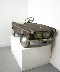Peugeot Pedal Car-3