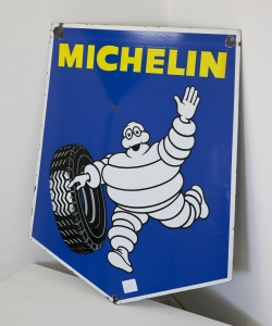 Michelin Sign Double Sided-2
