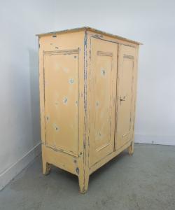 Yellow Cabinet-3