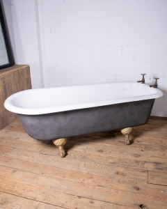 Jennings Antique Cast Iron Bathtub-8