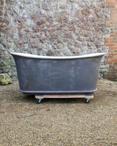 Rogeat C2 Cast Iron Antique Bathtub-2