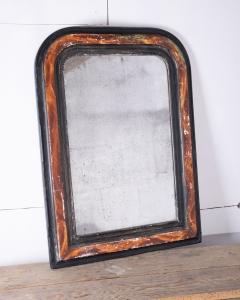 Louis Philippe Faux Bois Mirror-5