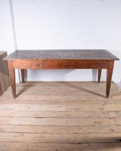 Vintage Pine Table-10
