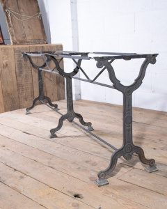 Antique Bistro Table
