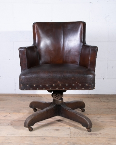 1920s Hillcrest Desk Chair