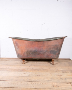 Antique Copper Bathtub