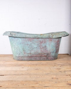 Antique Copper Bathtub-3