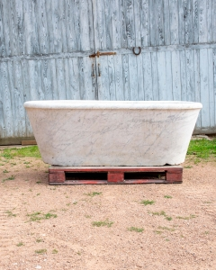 Antique Marble Bathtub-4
