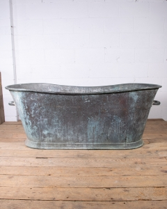 Antique Copper Bath-11