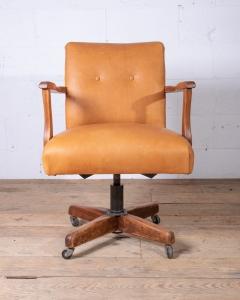 1950s Hillcrest Tilt Swivel Desk Chair-19