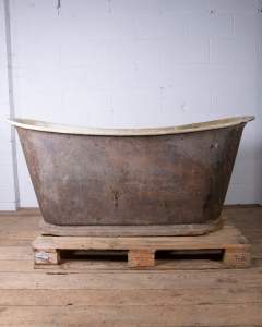 Antique Bathtub Cast Iron