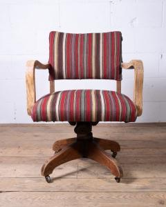 Hillcrest Desk Chair Kilim Cover
