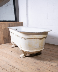 Rogeat 8 cast iron bathtub-11