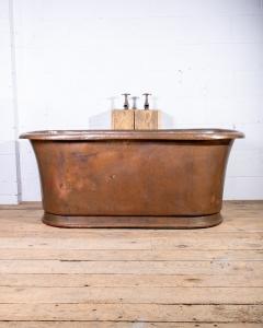 Antique Copper bath-4
