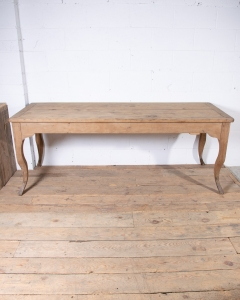 Antique Oak Dining Table-3