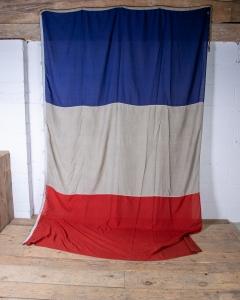 World War II French Flag