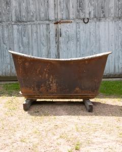 Cast Iron Bath bateau bathtub