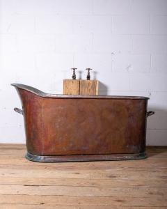 Antique Copper bath-2