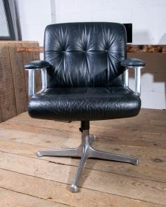 Osvaldo Borsani P128 Office Chair-9