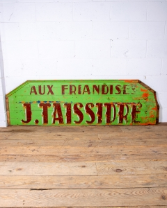 Vintage Decorative Sign-2